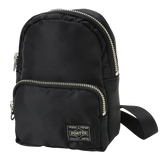 PORTER YOSHIDA & CO HOWL MINI DAYPACK BAG (BLACK)