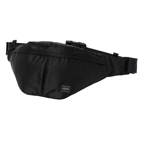 PORTER YOSHIDA & CO TANKER WAISTBAG (L) BLACK