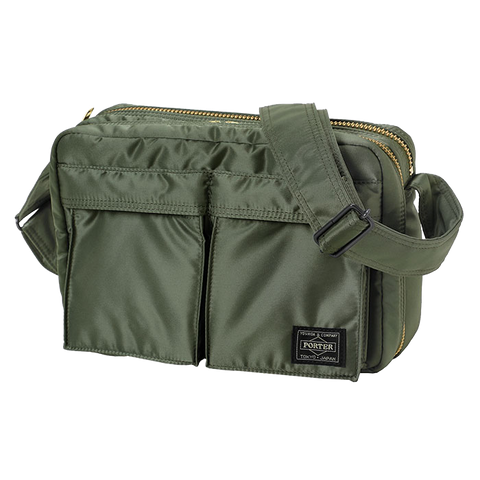 PORTER YOSHIDA & CO TANKER SHOULDER BAG (SAGE)