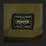 "PORTER YOSHIDA & CO (Force 2-Way Duffle Bag) ""S"" OLIVE"