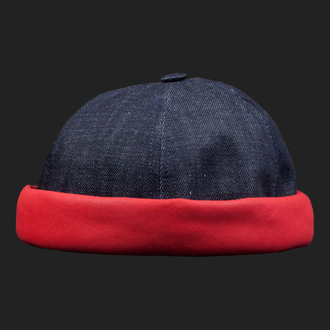 BETONXCIRE (Denim/Red Hat)