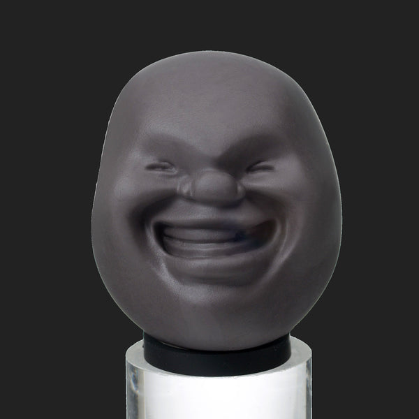 CAOMARU STRESS BALLS (NI FACE) BROWN