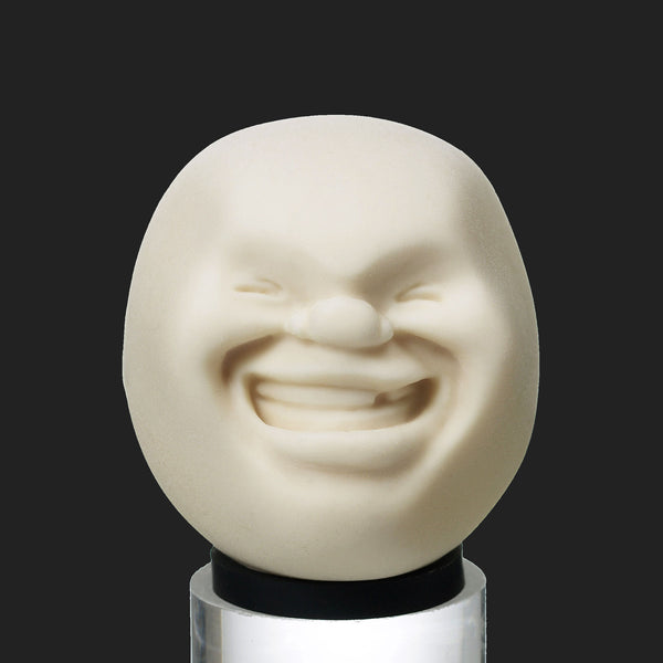 CAOMARU STRESS BALLS (NI FACE) LEMON