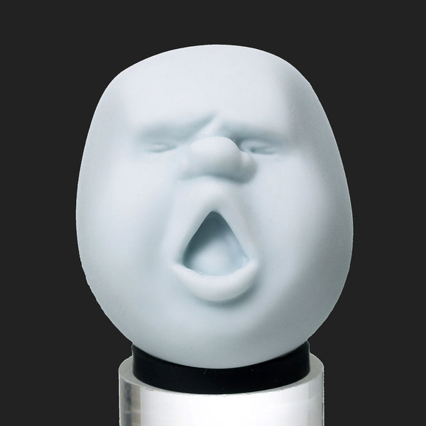 CAOMARU STRESS BALLS (GE FACE) BLUE