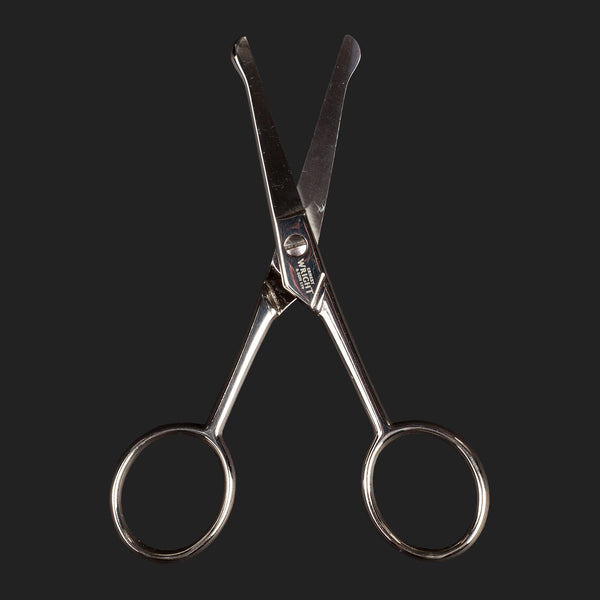 ERNEST WRIGHT & SONS MOUSTACHE SCISSORS