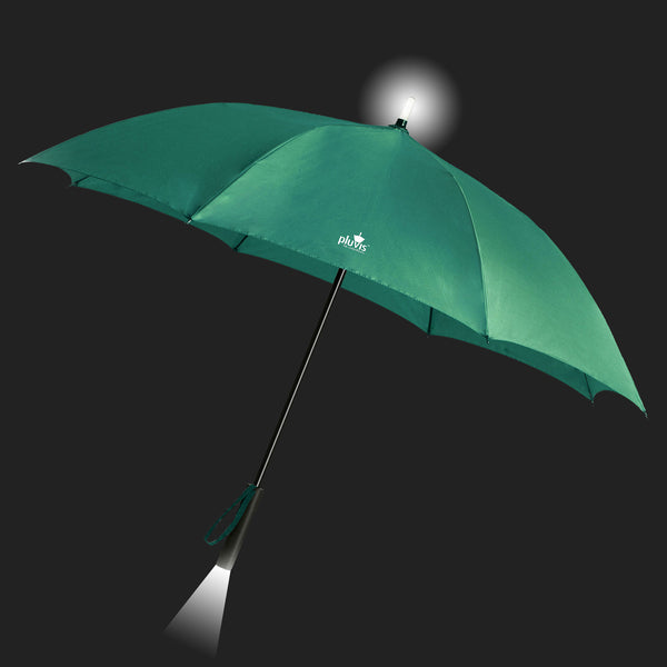 PLUVIS ADULT UMBRELLA (GREEN)