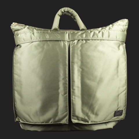 PORTER YOSHIDA & CO (Tanker-Helmet Bag Green)
