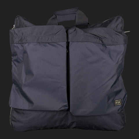 PORTER YOSHIDA & CO (Force 2-Way Helmet Bag) NAVY