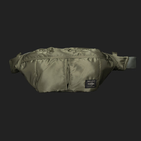 PORTER YOSHIDA & CO TANKER WAISTBAG (S) GREEN