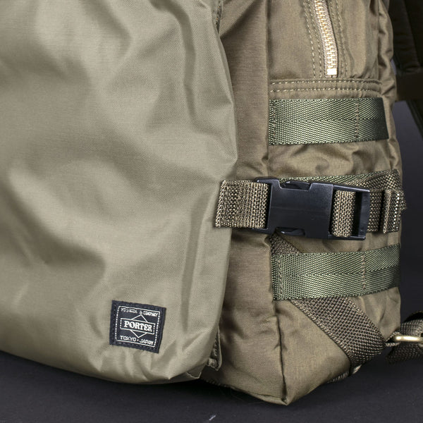 PORTER YOSHIDA & CO FORCE DAY PACK (GREEN)