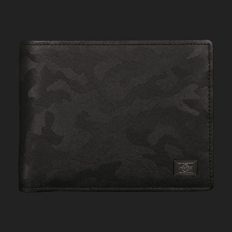 PORTER YOSHIDA & CO (Wonder Wallet) BLACK