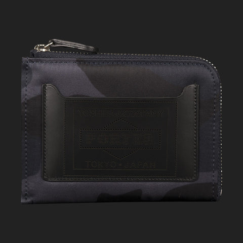 PORTER YOSHIDA & CO (Original Wallet) Navy Camo