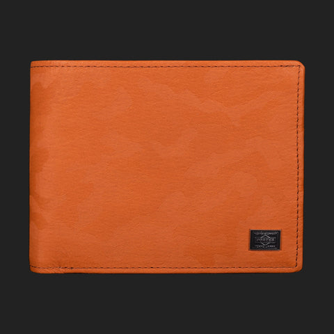 PORTER YOSHIDA & CO (Wonder Wallet) Orange