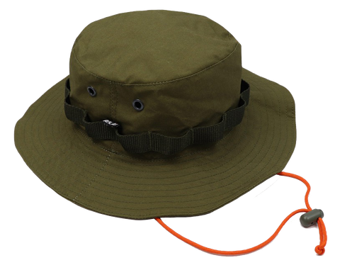ARK AIR BOONIE HAT (TROPICAL GREEN)