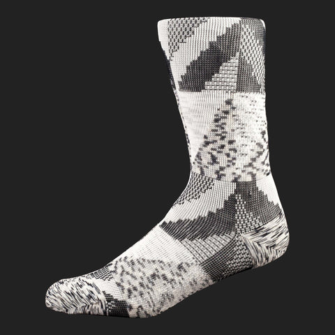 AYAME X THE C53 JAPANESE SOCKS (Marble Yarn)