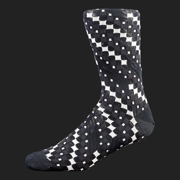 AYAME X THE C53 JAPANESE SOCKS (Dice)