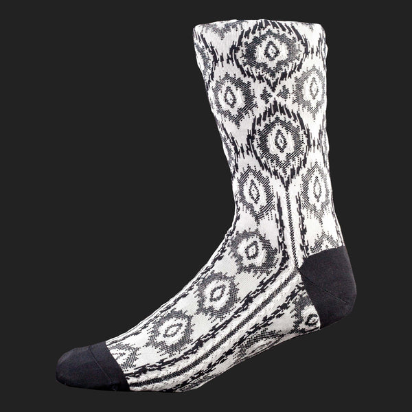 AYAME X THE C53 JAPANESE SOCKS (Moppy Wool)