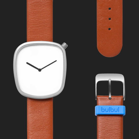 BUL BUL WATCH (PEBBLE#3)