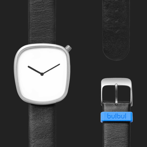 BUL BUL WATCH (PEBBLE#2)