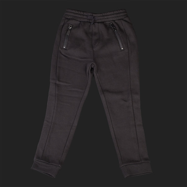 LITTLE ELEVEN PARIS PLAIN JOGGING BOTTOMS