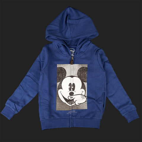 LITTLE ELEVEN PARIS MICKEY MOUSE HOODY