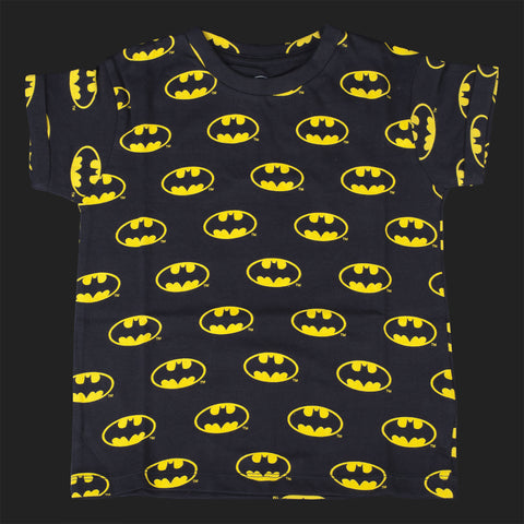 LITTLE ELEVEN PARIS BATMAN REPEAT PRINT TEE