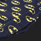 LITTLE ELEVEN PARIS BATMAN REPEAT PRINT SWEATER