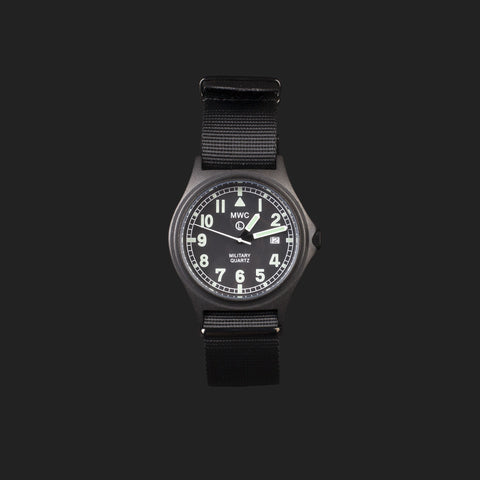 MWC INFANTRY G10 PVD 100M STEALTH WATER RESISTANT WATCH