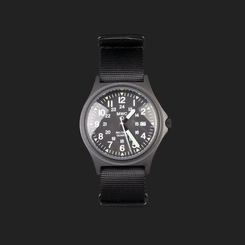 MWC INFANTRY G10 BH PVD 12/24 50M WATER RESISTANT WATCH
