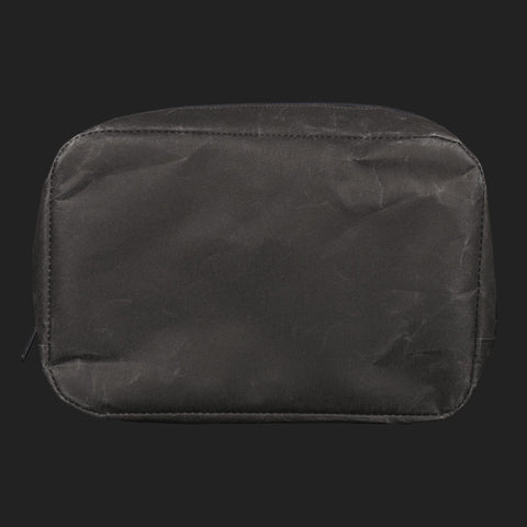 SIWA SQUARE POUCH (BLACK)