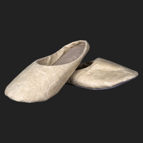 SIWA SLIPPERS (BROWN)