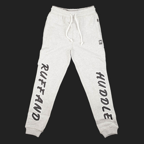 RH TRACKIE BOTTOMS (GREY MARL)