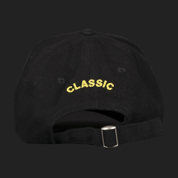 St. Moritz Classic Supersoft Baseball cap - (BLACK)