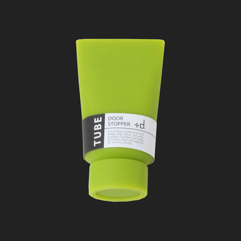 +d TUBE DOOR STOPPER (GREEN)