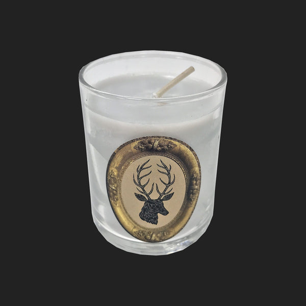 PATCH NYC SOAP & PAPER SOY VOTIVE CANDLE (STAG)
