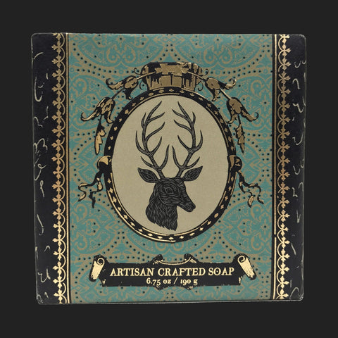 PATCH NYC SOAP & PAPER BAR SOAP (STAG)