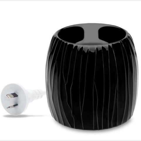 Electric Soy Wax Warmer Black