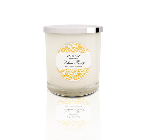 Clean Honey Soy Candle