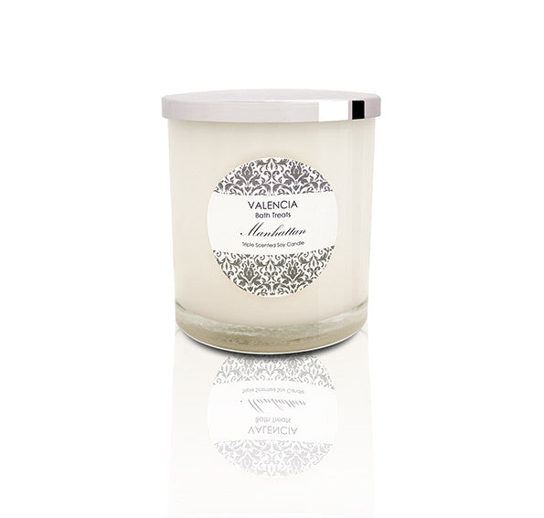 Manhattan Soy Candle