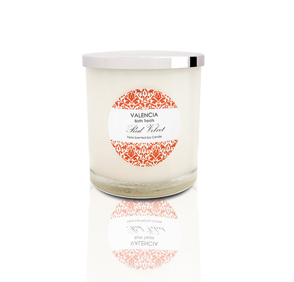 Red Velvet Soy Candle
