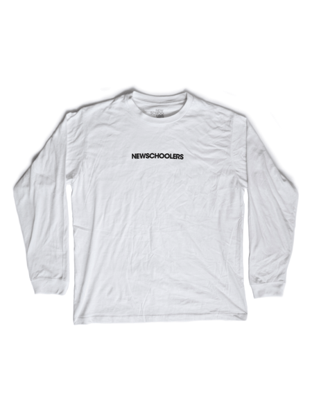 Long Sleeve White