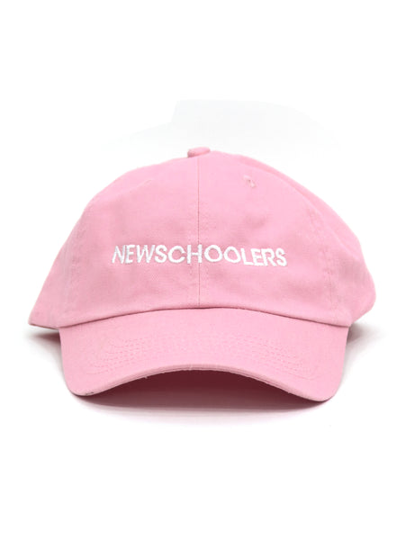 Newschoolers Dad Hat 2.0 Pink