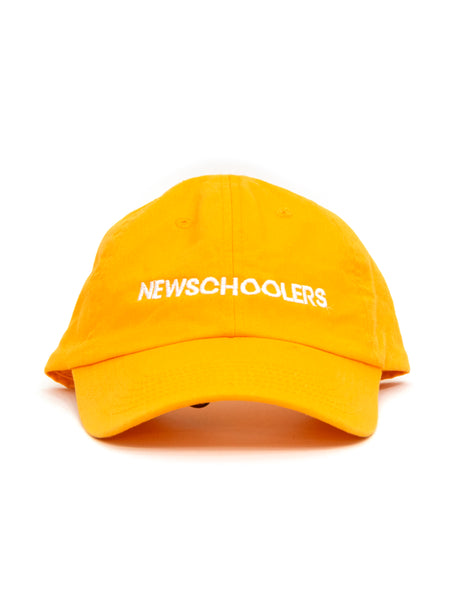 Newschoolers Dad Hat 2.0 Yellow