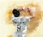 2/100 Jimmy Anderson - Prints Available