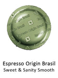 Nespresso Origin Brazil Sweet & Sanity Smooth
