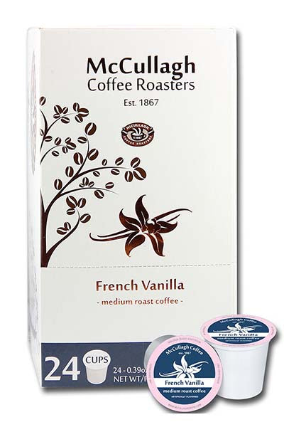 French Vanilla 24ct Box