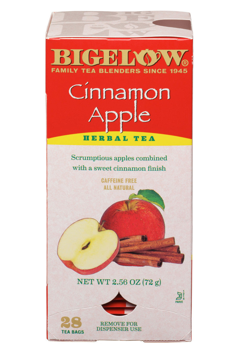 Bigelow Cinnamon Apple 28ct