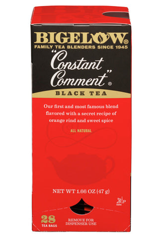 Bigelow Decaf Earl Grey Tea 20ct