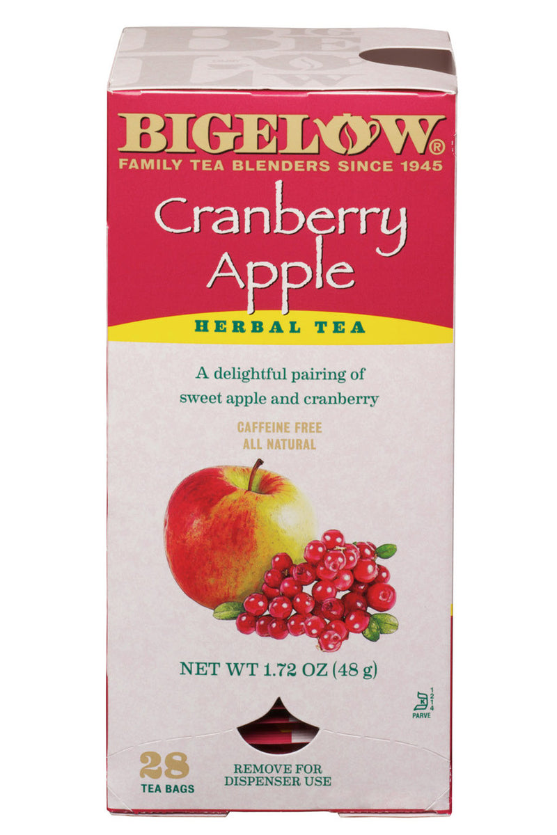 Bigelow Cranberry Apple 28ct
