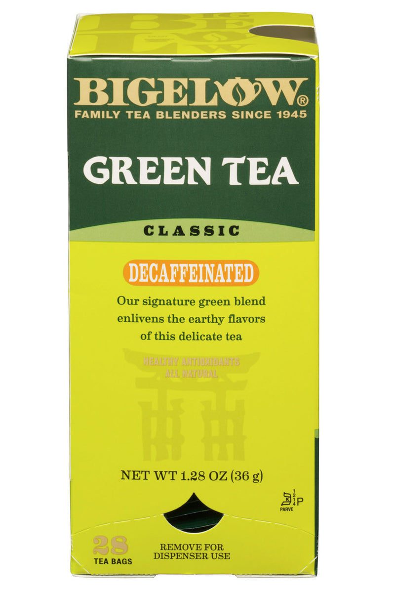 Bigelow Green Tea Decaf 28ct